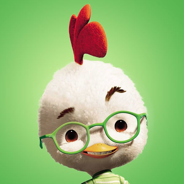 Coloriages Chicken Little