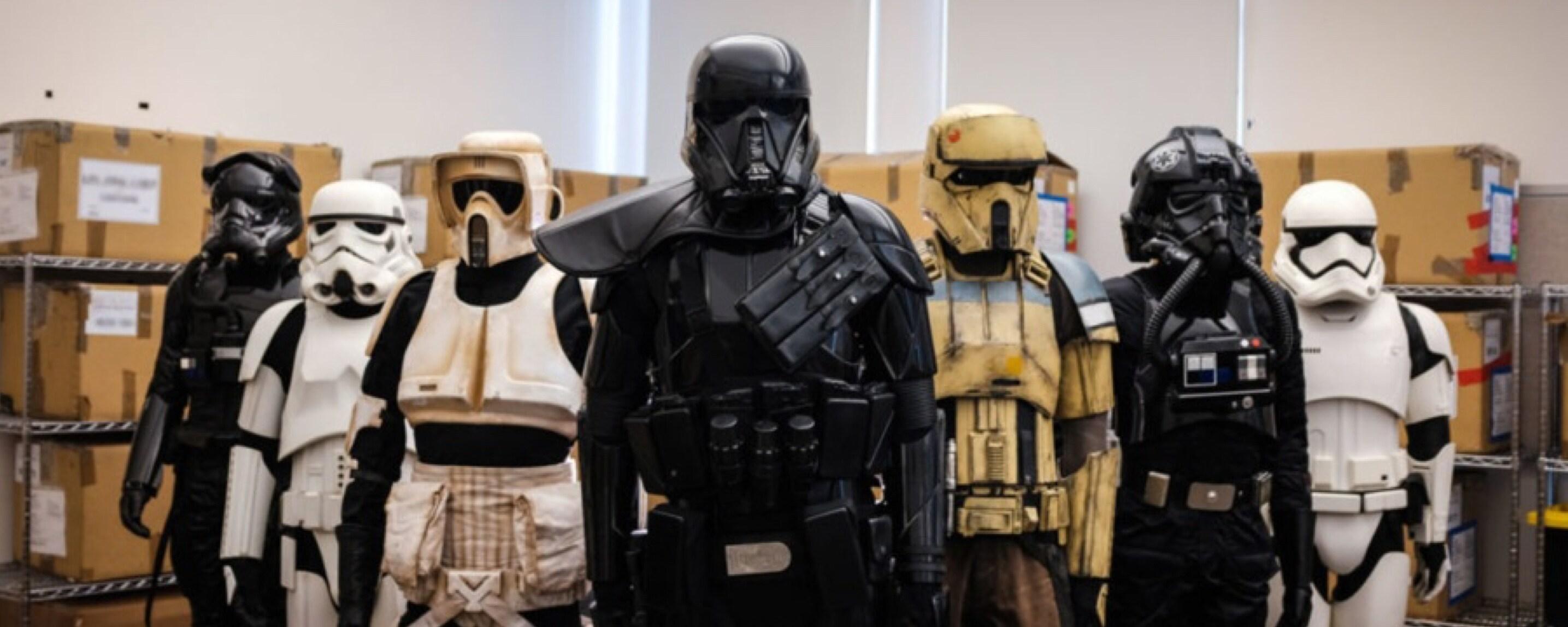 Découvrez les nouvelles collections de produits Stars Wars !