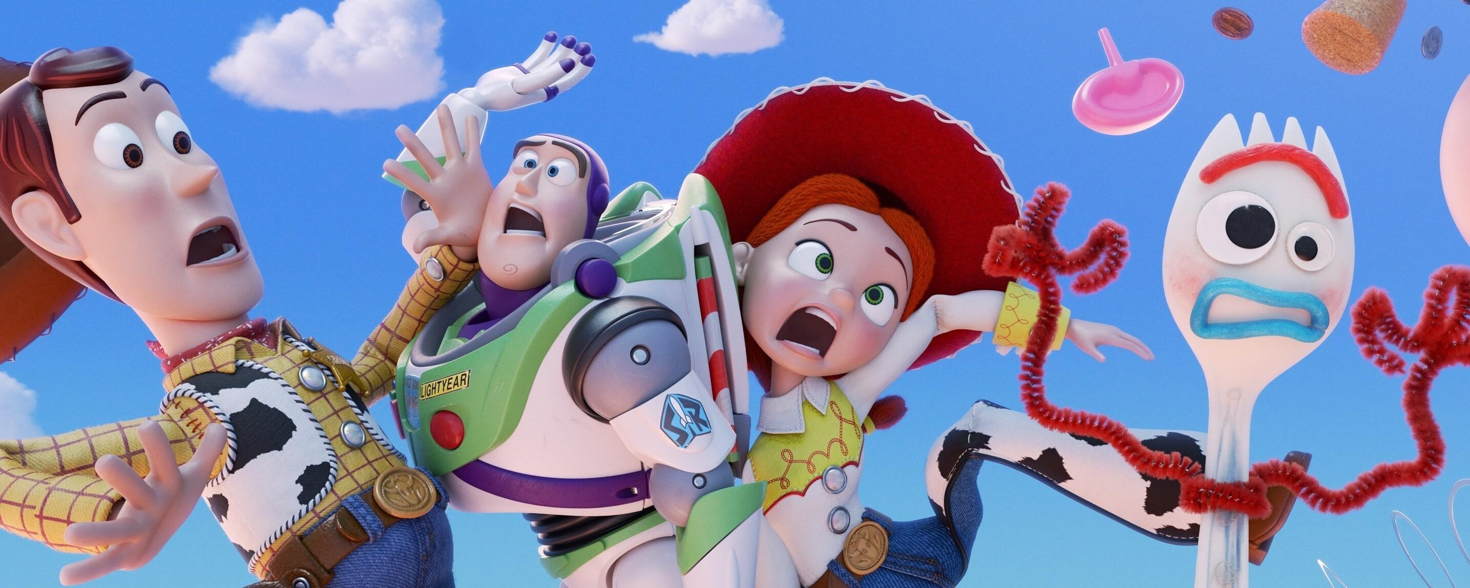 Toy Story 4 – Quand Buzz l'éclair piège les visiteurs de Disneyland Paris !