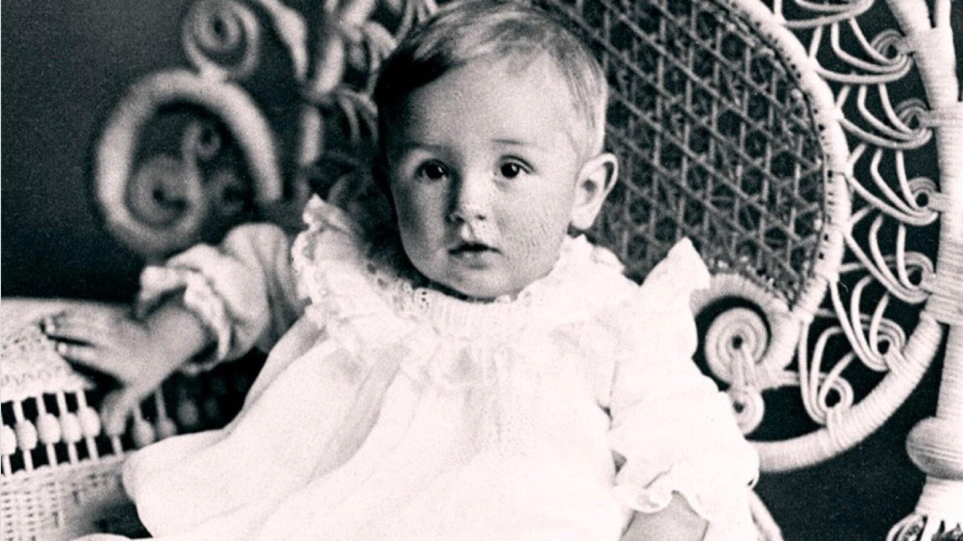 Naissance de Walt Disney, 8 ans après son frère Roy qui sera plus tard son associé