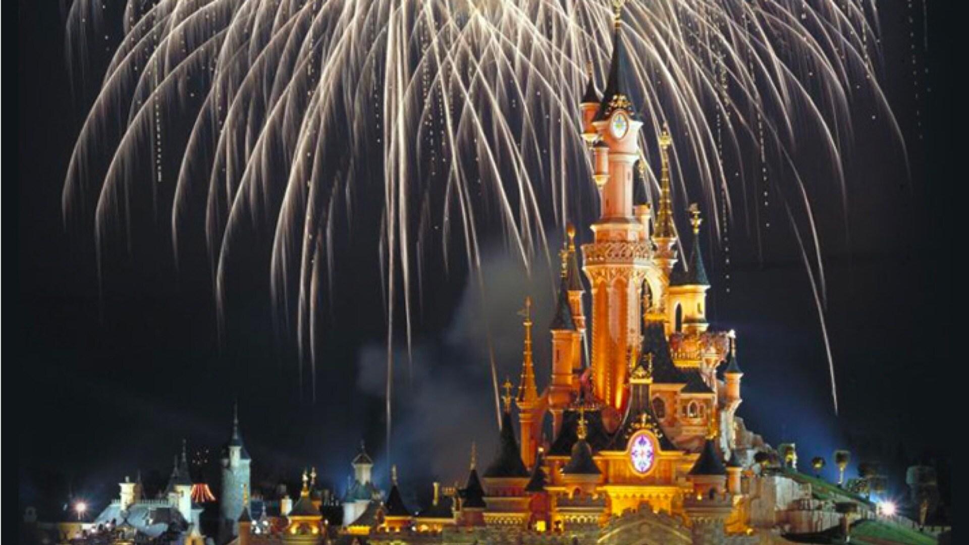 Ouverture de Disneyland Paris