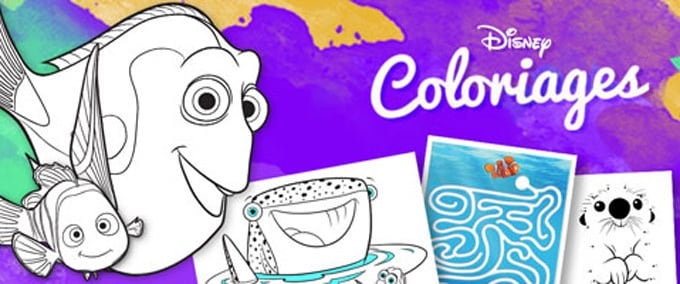 Coloriages funny