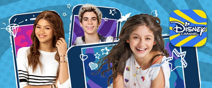 L'application Disney Channel