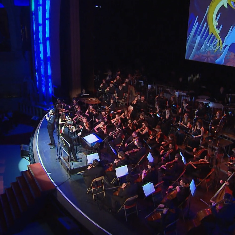 Disney In Concert | BATB Tale as old as time