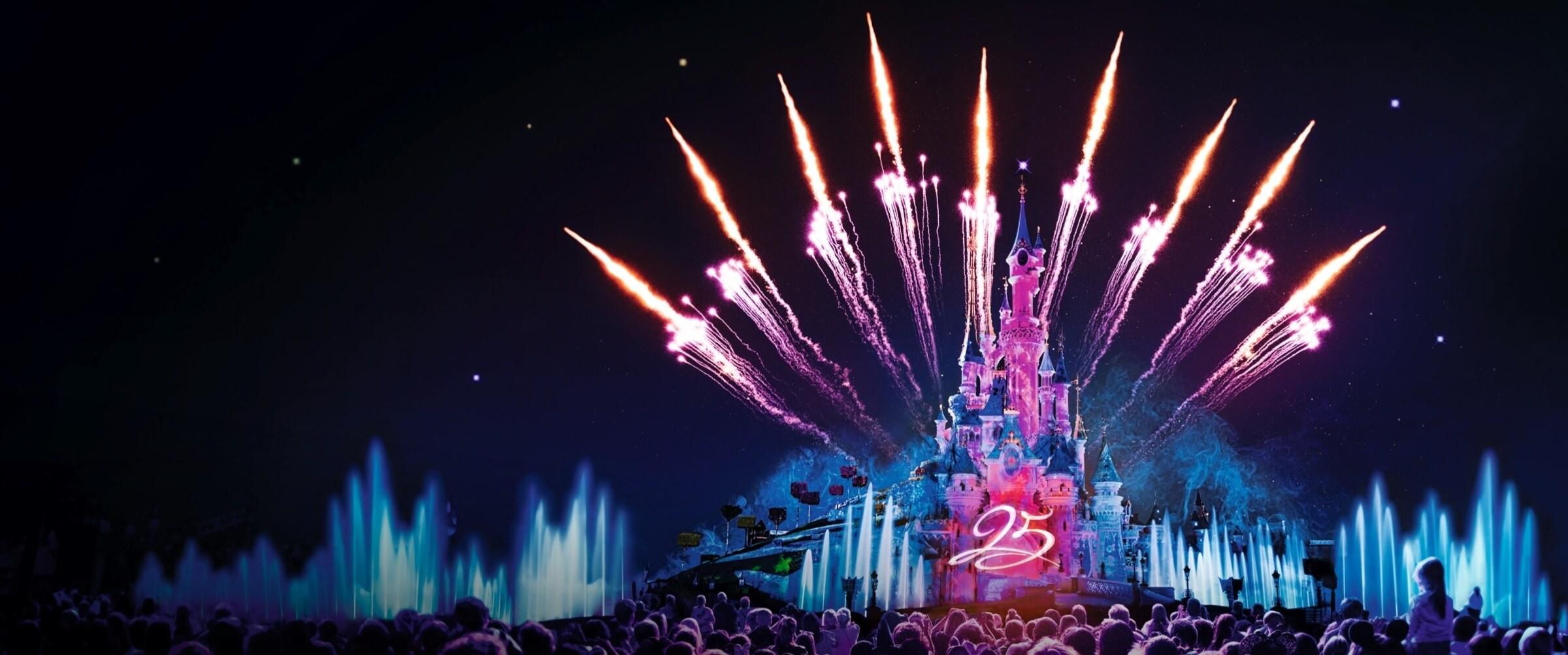 Disneyland Paris | 25th anniversary finale