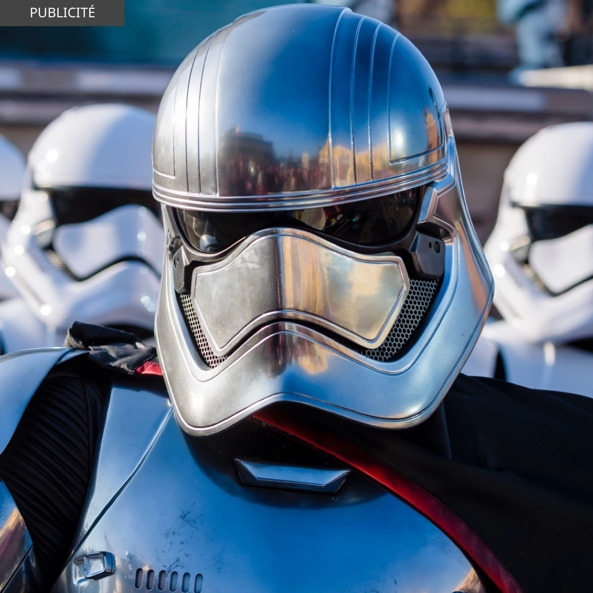 BE-FR - Star Wars The Last Jedi - Onward Journey - DLP Season of the Force - Flex Grid Object - Square