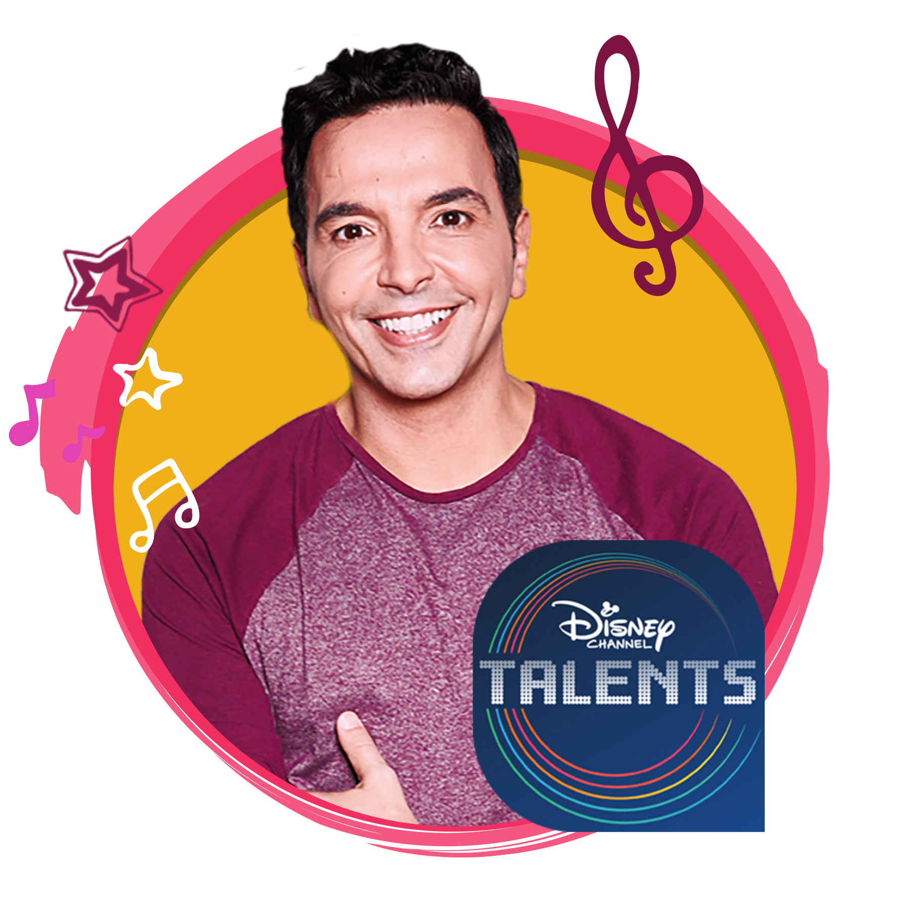 Disney Channel Talents (Show Nav Link)