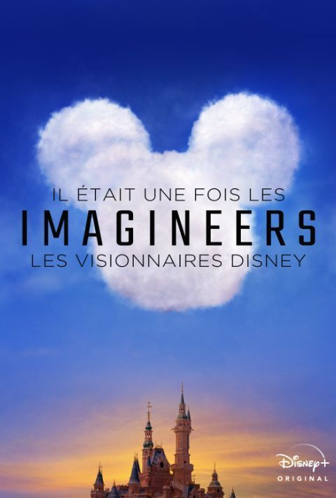 Disney Plus - The Imagineering Story - Poster