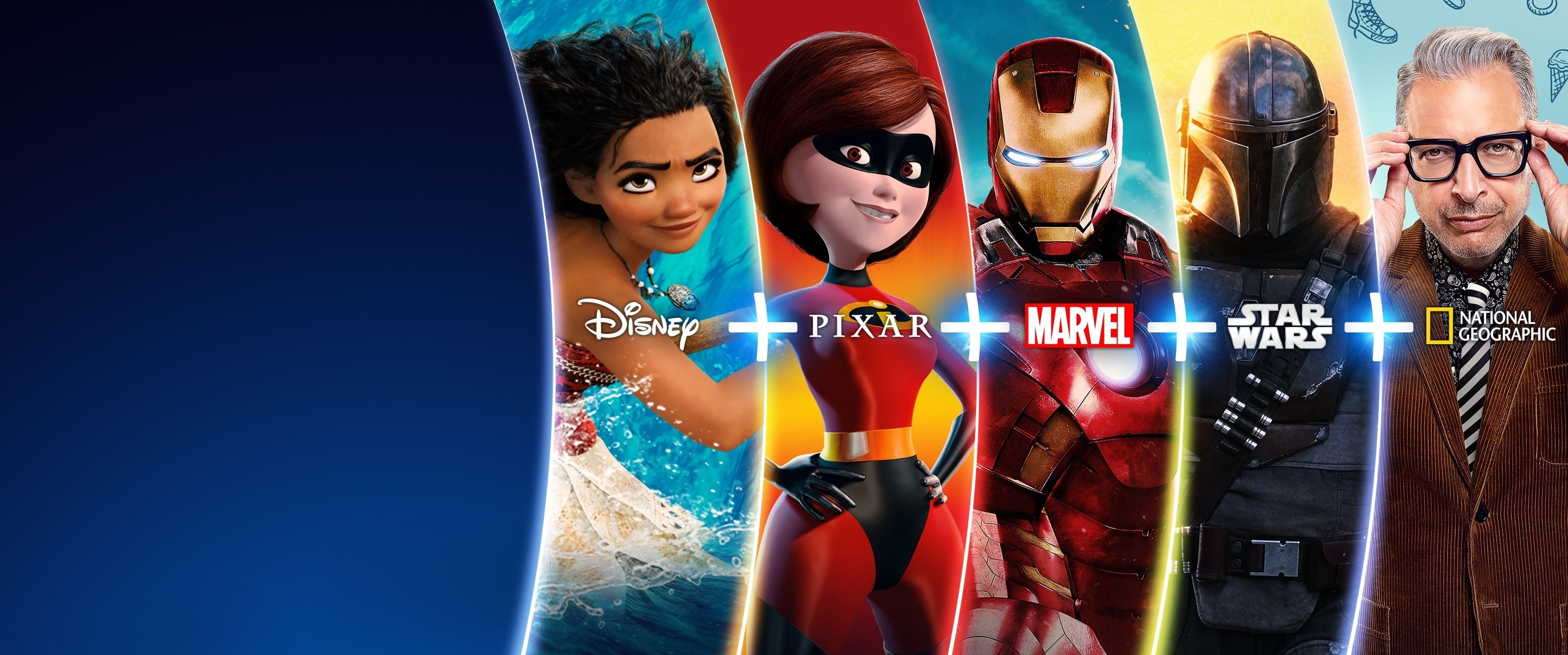 Find out more about Disney+