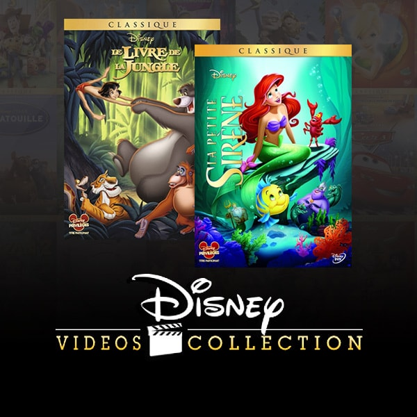 Disney Videos Collection