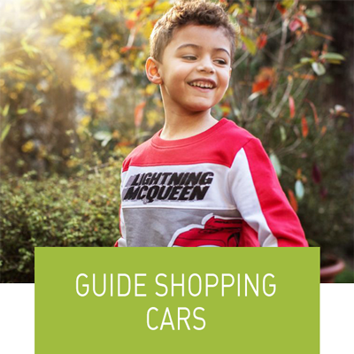 Guide shopping Cars