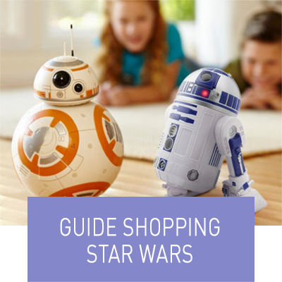 Guide shopping Star Wars