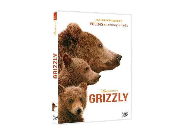 DVD Grizzly