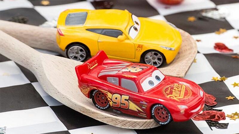 Duel voiture-cuillère