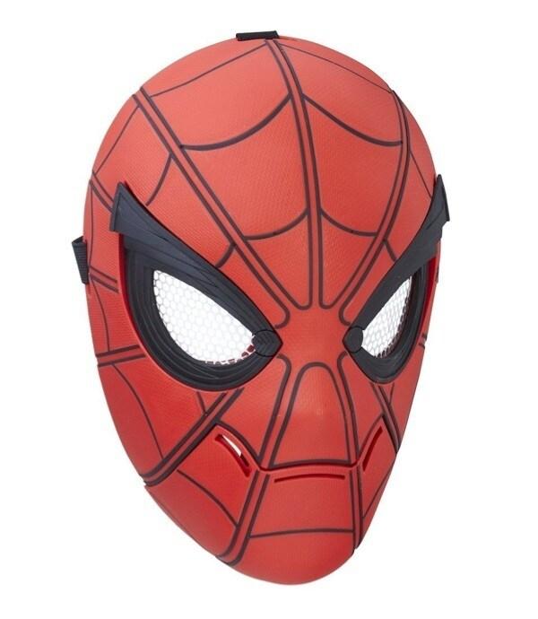 Père Noël Masque Ultimate Spider-Man