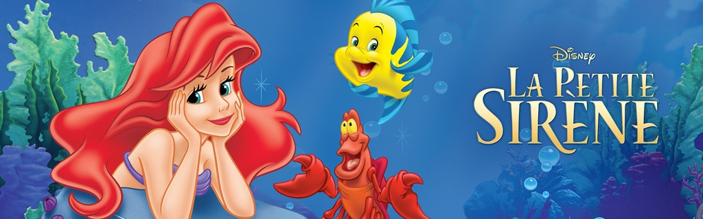 FR - The Little Mermaid - Movie Section (Movies)