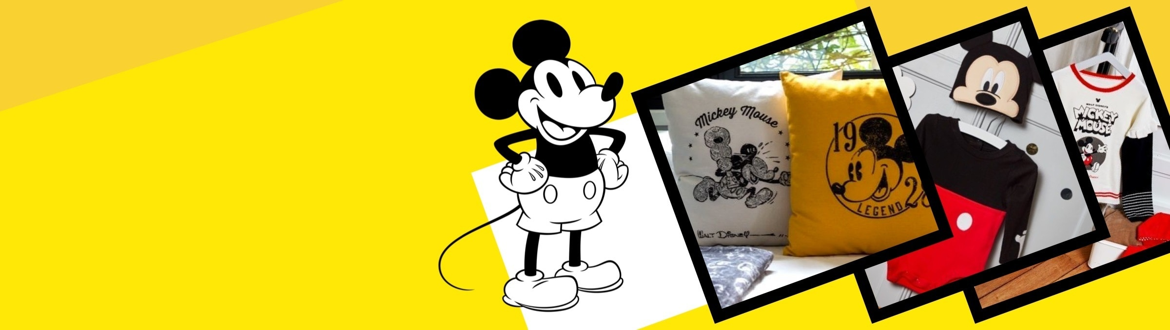 Mickey Mouse Collection   Découvrir