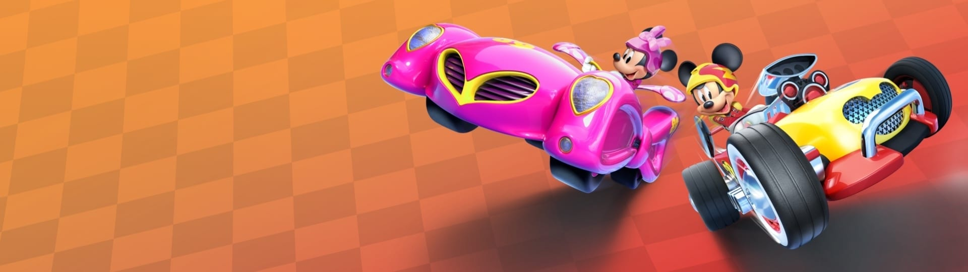 Mickey Roadster Racer | Réserver