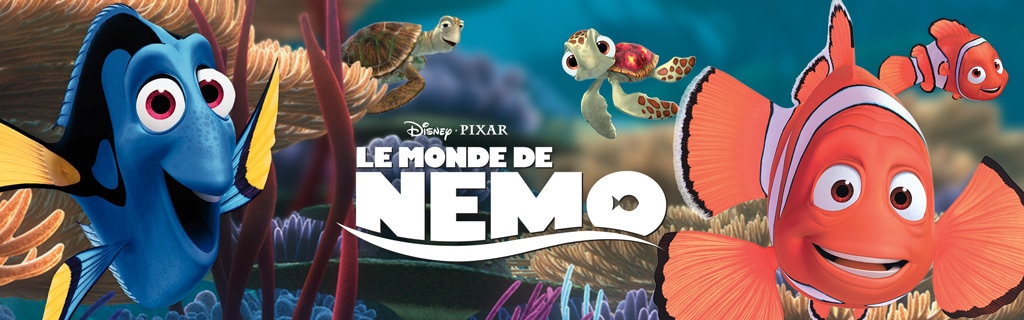 FR - Movie Site - Finding Nemo