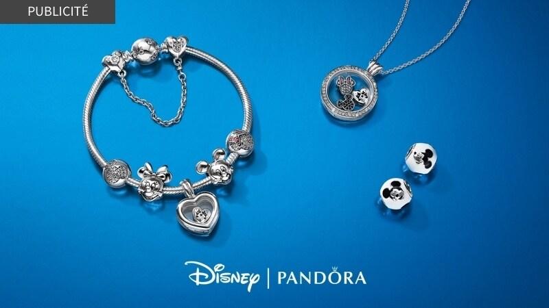 Collection Disney La Reine Des Neiges x Pandora