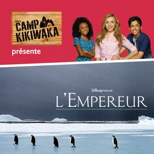 A gagner : des places de cinéma et des affichettes du film L'Empereur !