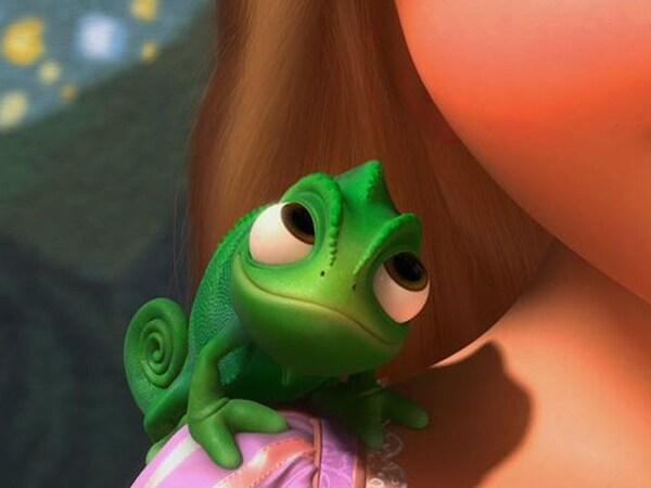 Les moments mignons Disney