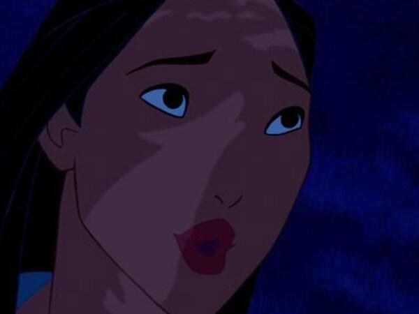 Es-tu Pocahontas ?