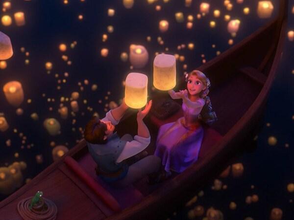L'amour avec Disney