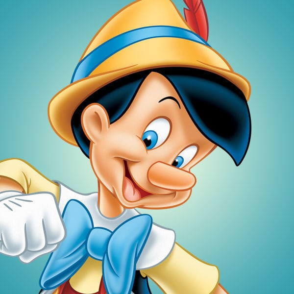 Coloriages Pinocchio