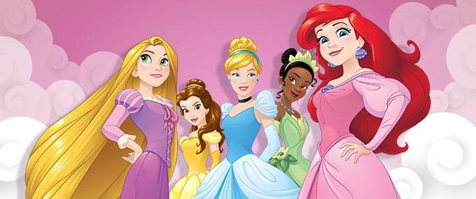 L'amie parfaite est une Princesse Disney
