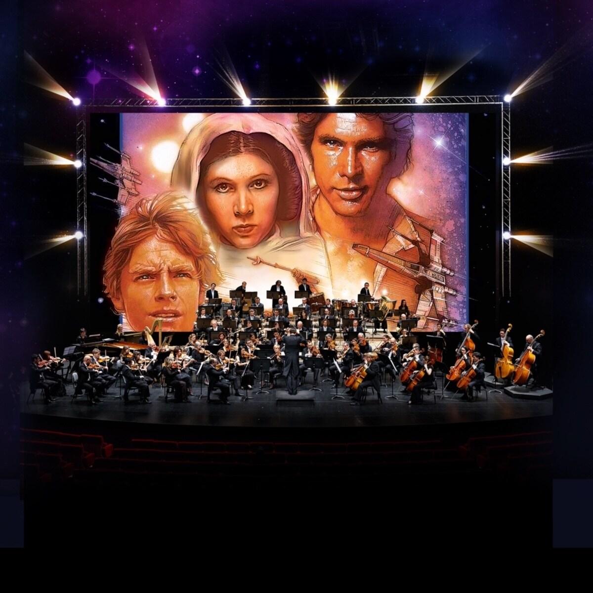 Disney In Concert   Star Wars