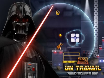 Jeu Star Wars - Team Tactics