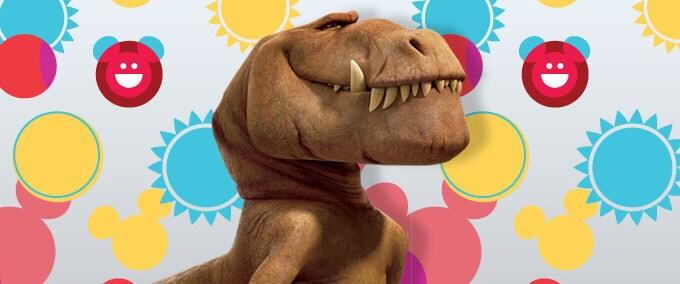 Découvrez quel dinosaure se cache en vous.