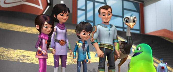 Quel est votre famille Disney Junior ?