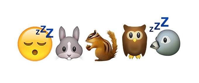 À quelles princesses correspondent ces emoji ?