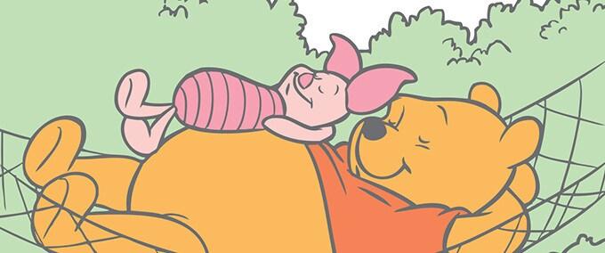 Les bons mots de Winnie : Au travail ! (ou pas)
