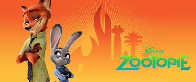 Zootopie disponible en DVD