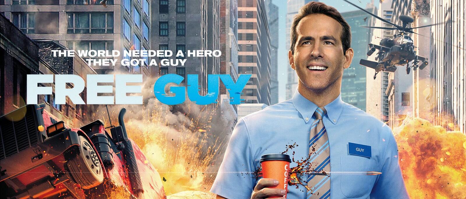 Free Guy | 20th Century Studios