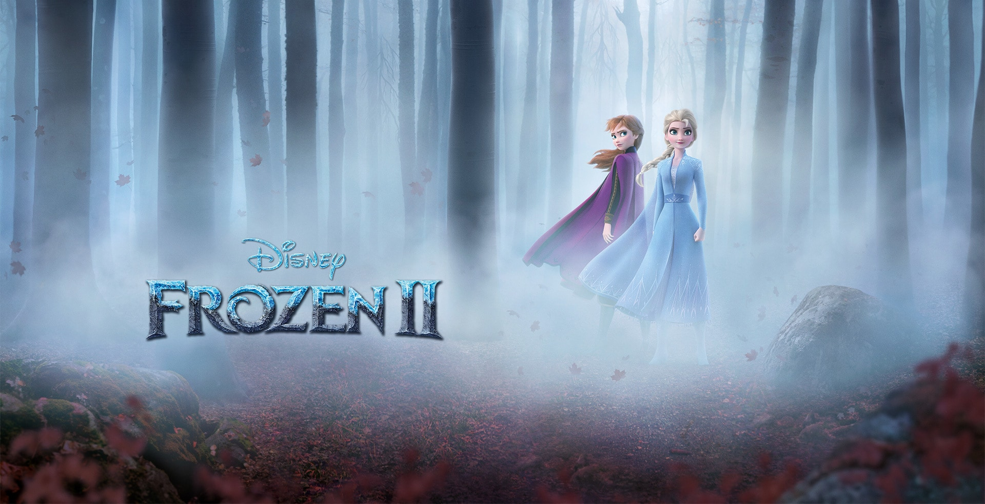 Disney's Frozen 2 - Banner Hero Object - video
