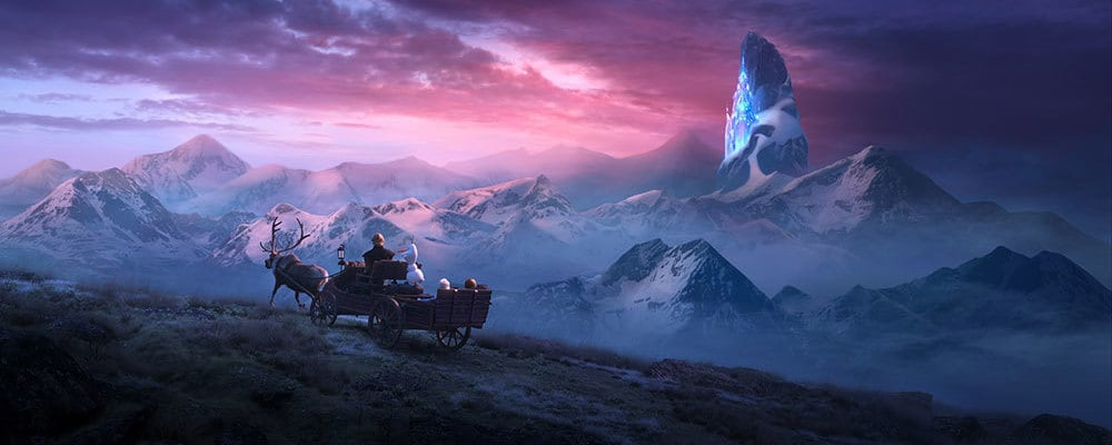 Frozen 2 Journey