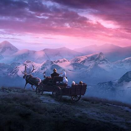 Frozen 2 is now on Disney+!