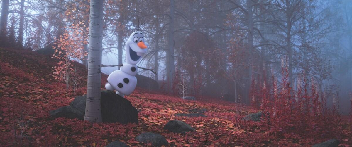 Olaf: Frozen 2
