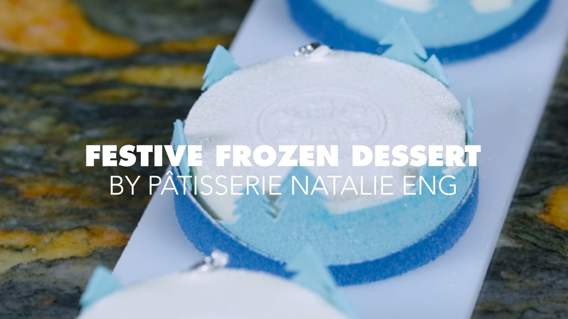 Just How Magical Is This Frozen-Inspired Artisanal Dessert?