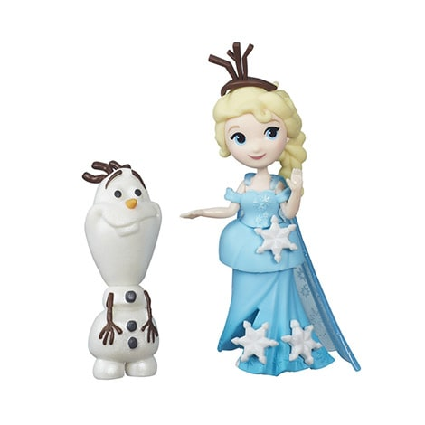 Disney Frozen Little Kingdom Small Doll Pack AST