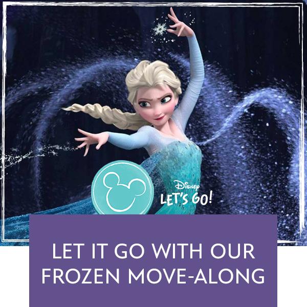 Frozen Movie Move-along