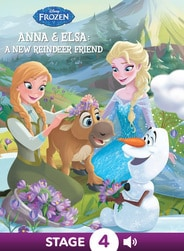 Frozen: Anna & Elsa: A New Reindeer Friend