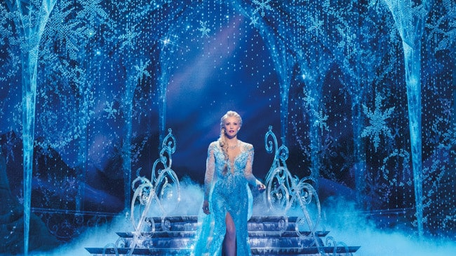 Frozen The Musical Image