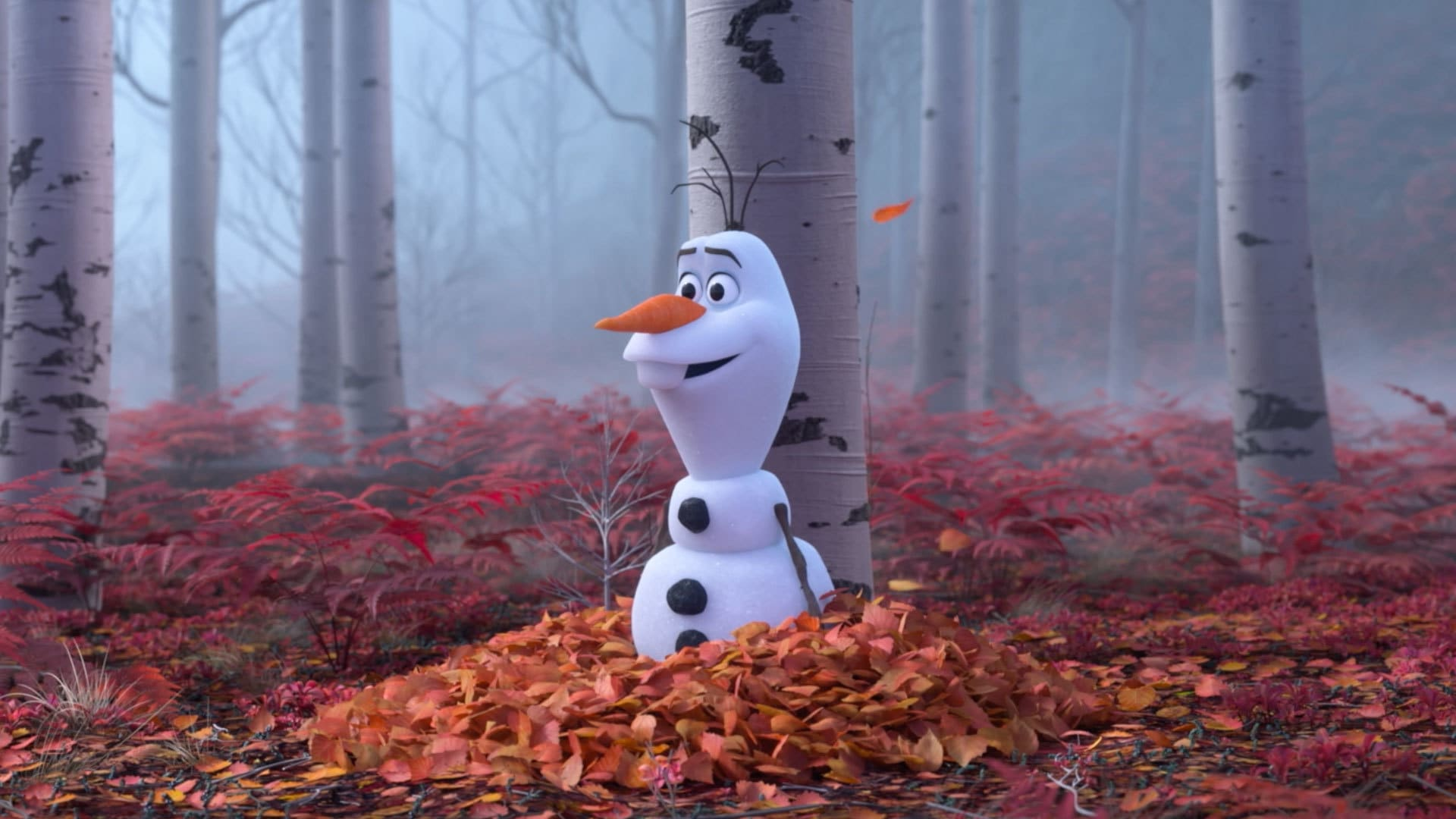 Disney's Frozen 2 'Calling' Trailer
