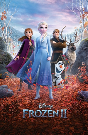 Frozen 2 Disney Movies Singapore