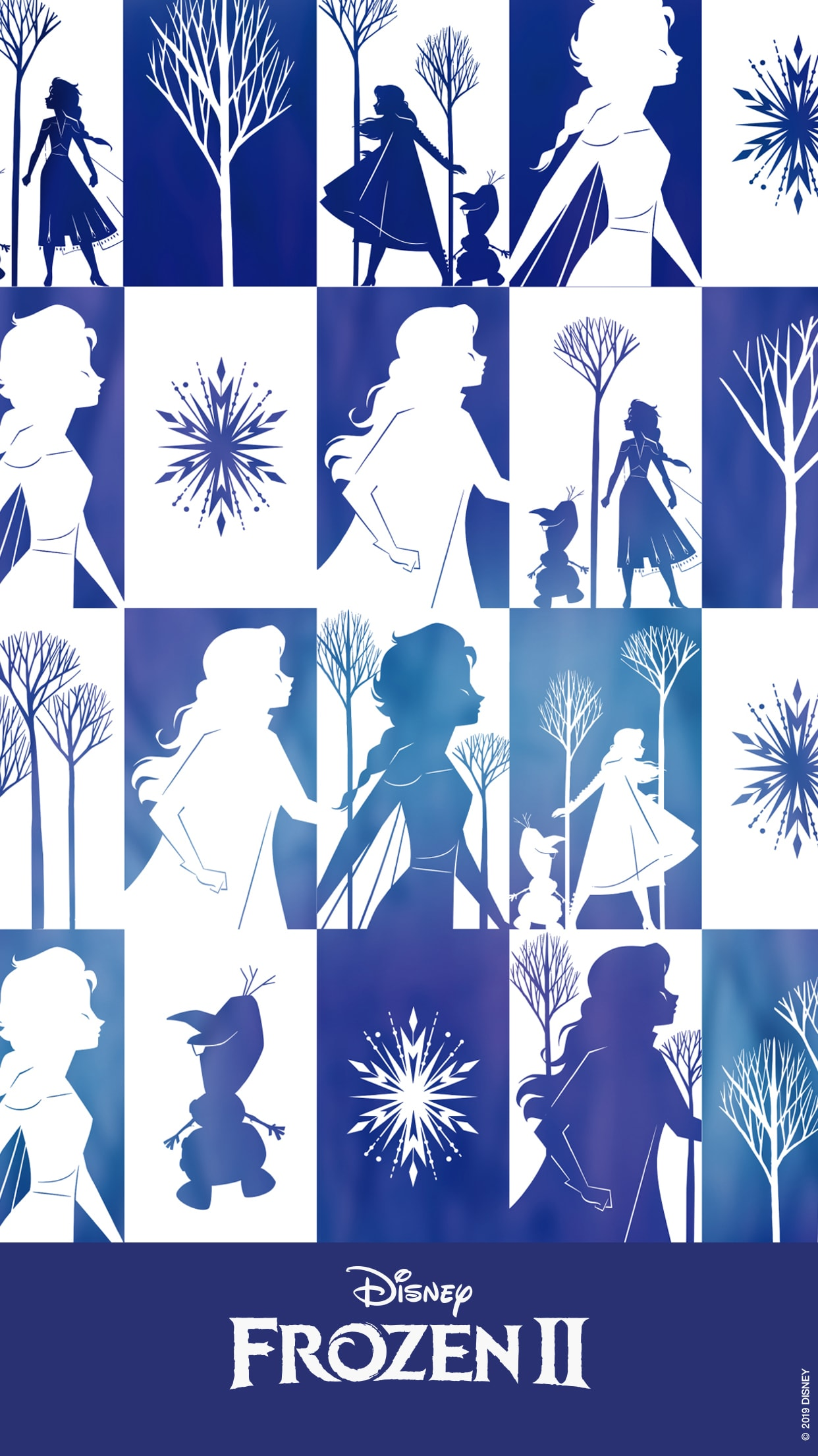 These Disney S Frozen 2 Mobile Wallpapers Will Put You In A Mood For Adventure Disney Singapore